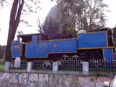 World heritage Troy Train in India.....wowwwww
