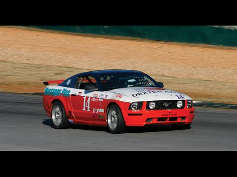 Learning How To Drive Manual in a Mustang Project Cars