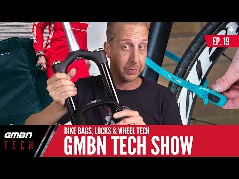 Douchebags Luggage, Wheel Tech & Compact Locks | GMBN Tech Show Ep. 19