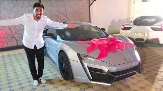 MY DREAM CAR BIRTHDAY SURPRISE *EMOTIONAL*