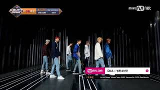 BTS DNA Comeback Stage M COUNTDOWN 170928 EP543