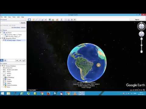How to download Topographic Maps from Google Earth