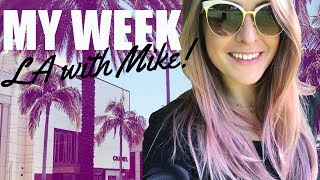 Life Admin & LA with MIKE! (ad)