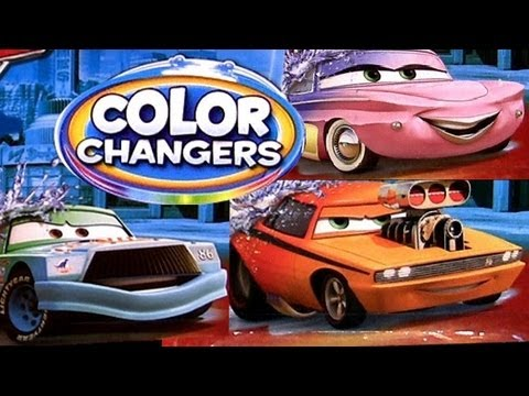 26 Color Changers Cars Ramone Playset Cars 2 Ramone House