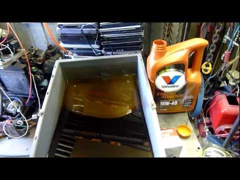 Oil Change Interval Rambling - When to Change Engine Oils