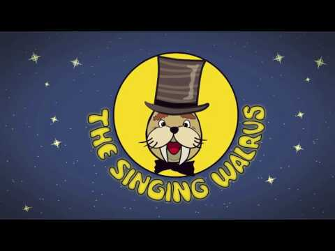 Lullaby for Babies | Baby sleep music | The Singing Walrus | 1 hour