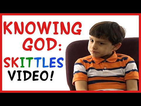 Children's Church Video - How To Get To Know God Better