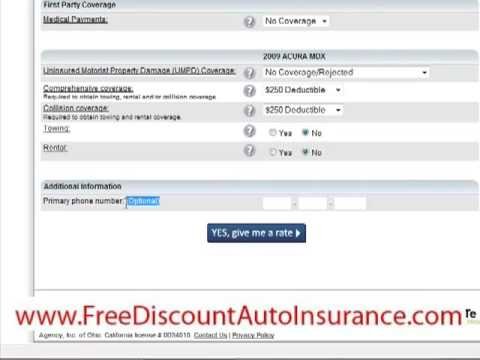 How to Get Cheap Auto Insurance Quotes?