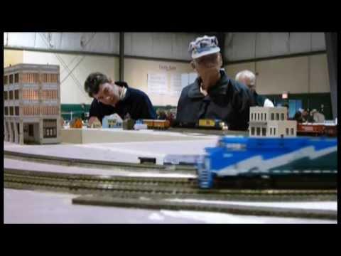 Brampton Model Railroad Show 2014