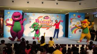 Barney's World of Imagination   TCY Services