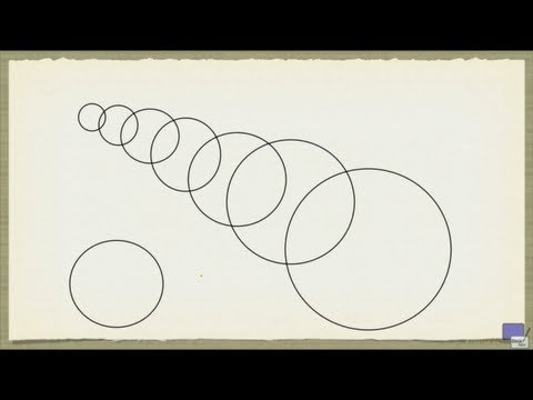 Illusory circles and polar coordinates - Mathapptics