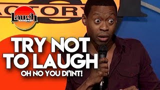 Try Not To Laugh | Oh No You Di