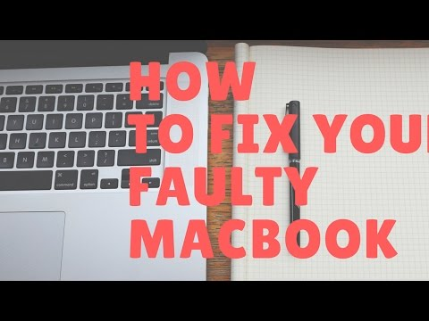 I cooked broken macbook pro and it worked