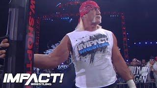 Bound For Glory 2011: Sting vs. Hulk Hogan