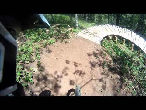 Copper Harbor Mountain Bike Trail System