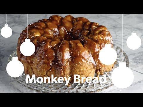 Monkey Bread Christmas