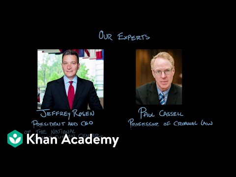 Miranda v. Arizona | US Government & Politics | Khan Academy