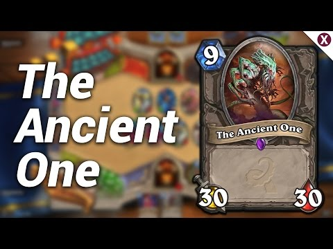 Hearthstone: The Ancient One