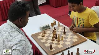 How To Win Rook And Opposite Color Bishop Endgame By IM Ravi Teja S