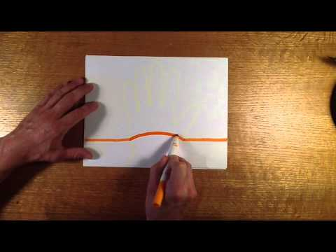 Drawing Ideas:  Optical Illusion for kids