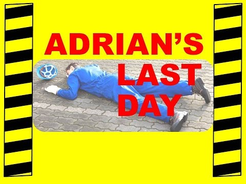 Adrian's Last Day - Safety Training Video - Preventing Workplace Fatalities