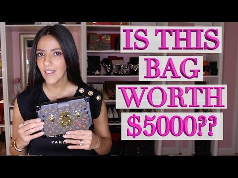 Louis Vuitton New Size Petite Malle Review - Is This Bag Worth $5,000????