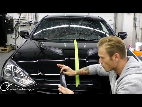 Does Vinyl Wrap Stick To A Ceramic Coated Car? By @ckwraps