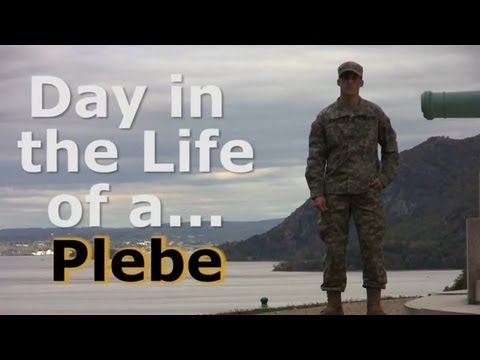 Day in the Life of a West Point Plebe