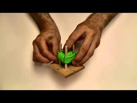 Monkey Fist Maker Tool Video instructions