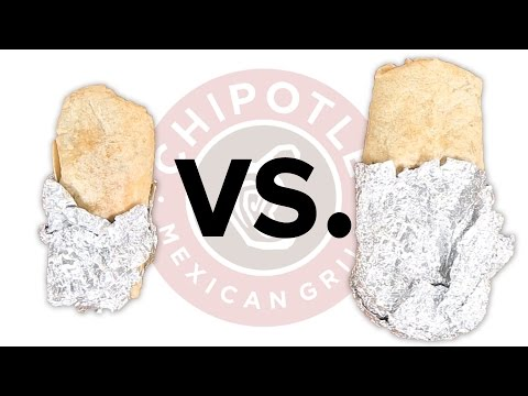Hack Your Chipotle Order