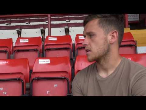 Luke Simpson - New Signing