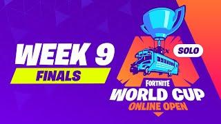 Fortnite World Cup - Week 9 Finals