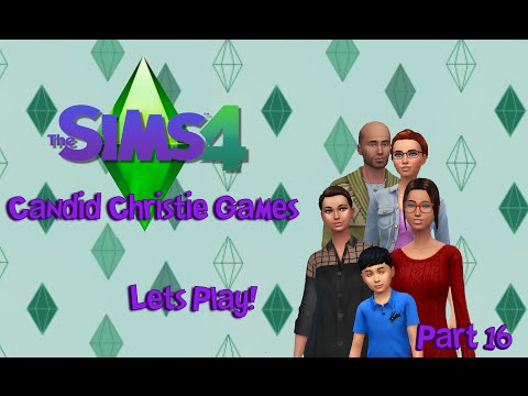 Let's Play the Sims 4   Part 16 - Ears are Bleeding!