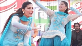 Live Dance Sapna Dancer    खूबसूरत हसीना बन्दूक वाली    Latest Haryanvi Dance 2017   हुसन की बन्दूक