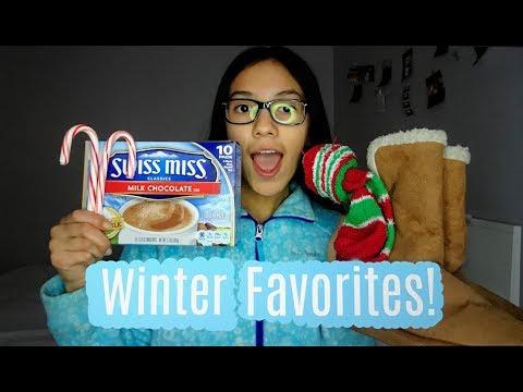 Winter Favorites!