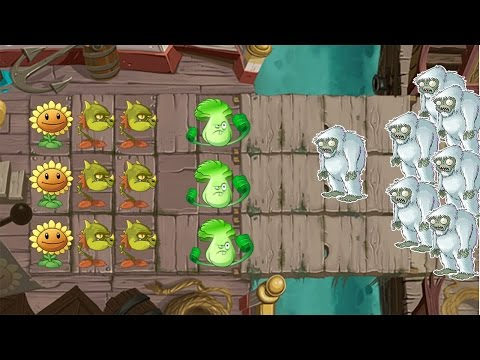 Plants vs Zombies 2 | HOW TO FIND AND DEFEAT THE SECRET YETI!