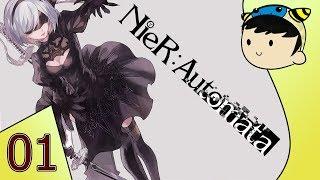 Nier: Potautomata - Part 1