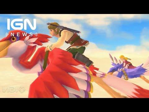 """Zelda Producer on Skyward Sword HD: """"It's Definitely Possible"""