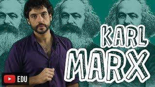 SOCIOLOGIA - Quem é Karl Marx? Classes sociais