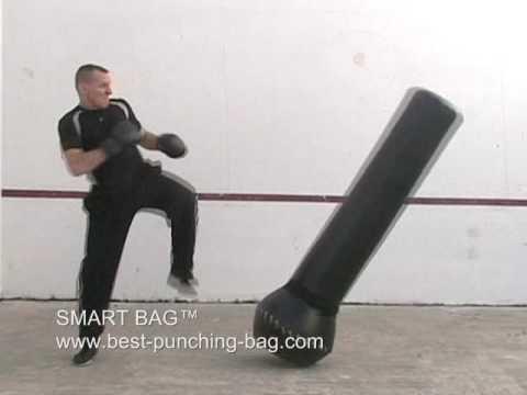 The SMART BAG™ Freestanding Heavybag / Ground And Pound Bag