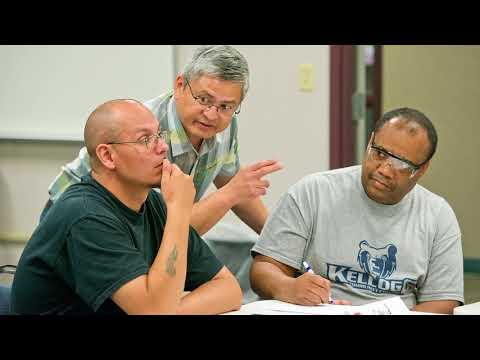 Kellogg Community College's Advanced Manufacturing Assembly Training (KAMA) in Barry County