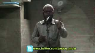 Urdu Lecture: Fitna-e-Dajjal By Moinuddin Pathan