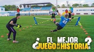 ¿EL MEJOR JUEGO de PORTEROS de la HISTORIA? ¡Retos de Fútbol!