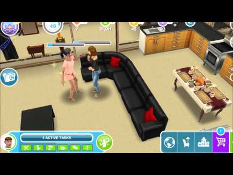 Teenage Pregnancy The Sims Freeplay PART ONE