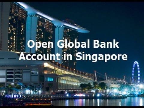 How to Open Bank Account Online with Citibank Singapore - Offshore Banking non-residents foreigners