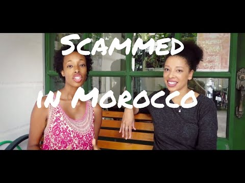 Scammed in Morocco: A Woman Alone