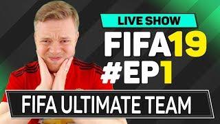 FIFA 19 ULTIMATE TEAM! GOLDBRIDGE FC Episode 1