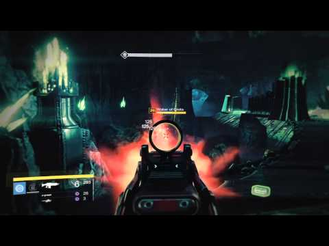Destiny: The Dark Below Server FAIL