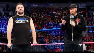 WWE SENDS Kevin Owens Sami Zayn Home! Why AJ Styles Won WWE TITLE!  news wwe results wwe universe