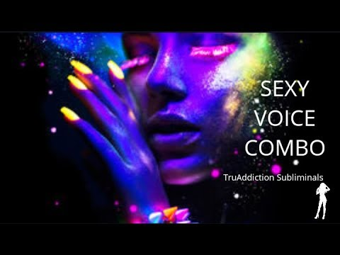 SEXY VOICE and Language COMBO(CONTEST WINNER REQUEST)~TruAddiction Subliminals💋